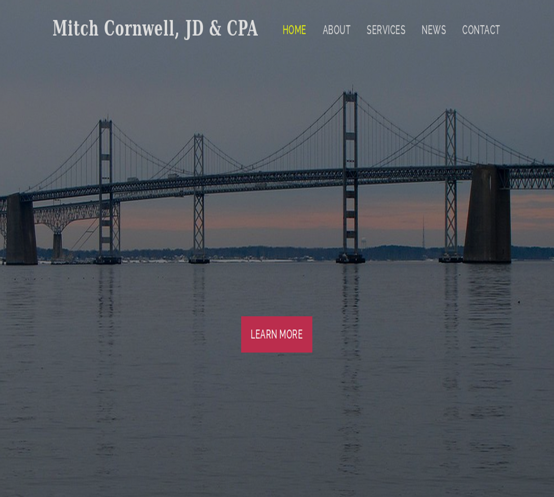 Mitch Cornwell, JD & CPA